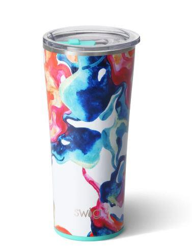 SWIG LIFE - COLOUR SWIRL TUMBLER 22OZ