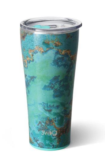 SWIG LIFE - COPPER PATINA TUMBLER