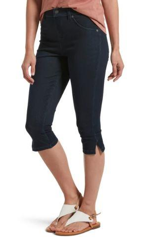 HUE - ULTRA SOFT HIGH WAIST CAPRI