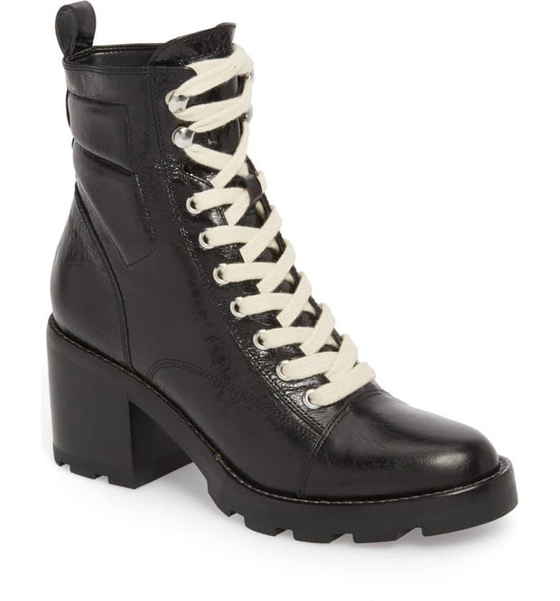 MARC FISHER WARID MOTO BOOTIE