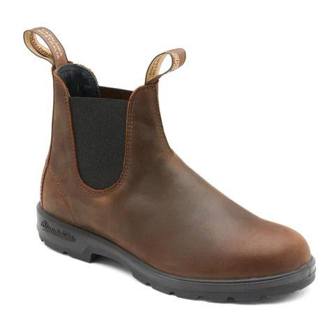 BLUNDSTONE - MENS 1609 CLASSIC ANTIQUE BROWN BOOT