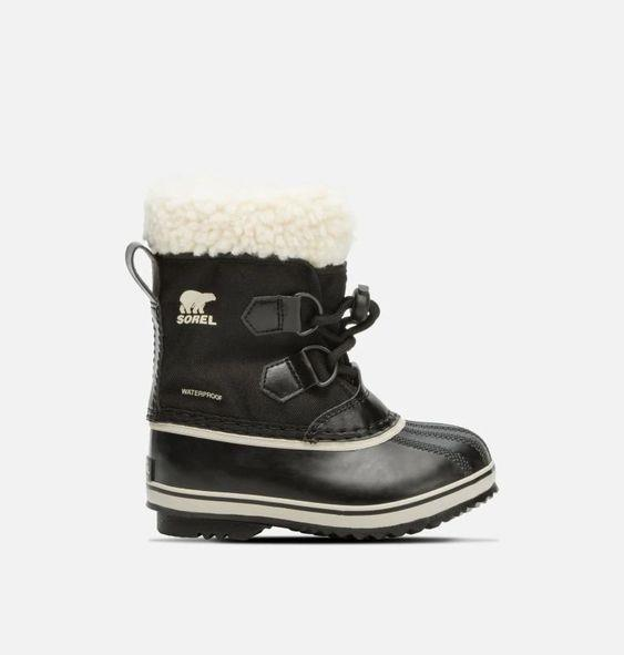 SOREL CHILDRENS YOOT PAC™ NYLON BOOT
