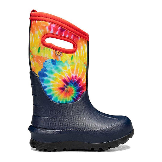 BOGS - KID'S NEOCLASSIC WINTER TIE DYE