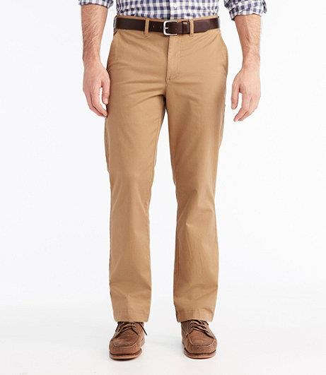 L.L. BEAN - LAKEWASHED STRETCH KHAKIS