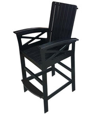 BEAVER SPRINGS - X DINING SET PUB CHAIR