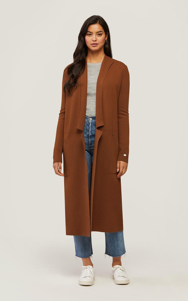 SOIA & KYO - ANNABELLA STRAIGHT FIT COAT
