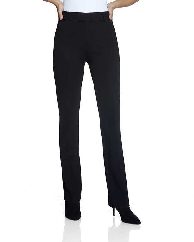UP! - BLACK BASIC PANT
