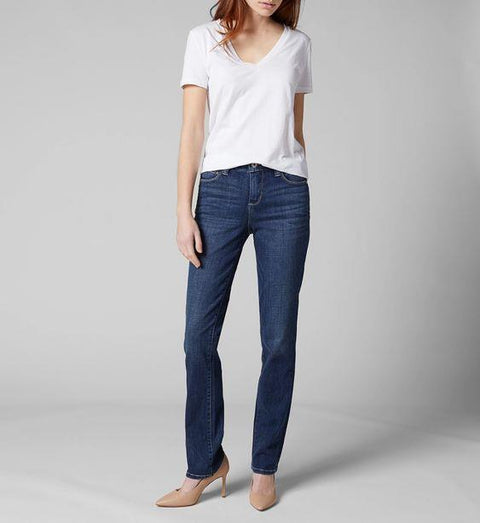 JAG- RUBY MID RISE STRAIGHT LEG JEANS