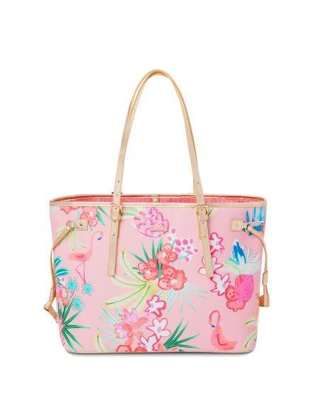 SPARTINA - FLAMINGO RETREAT JETSETTER TOTE