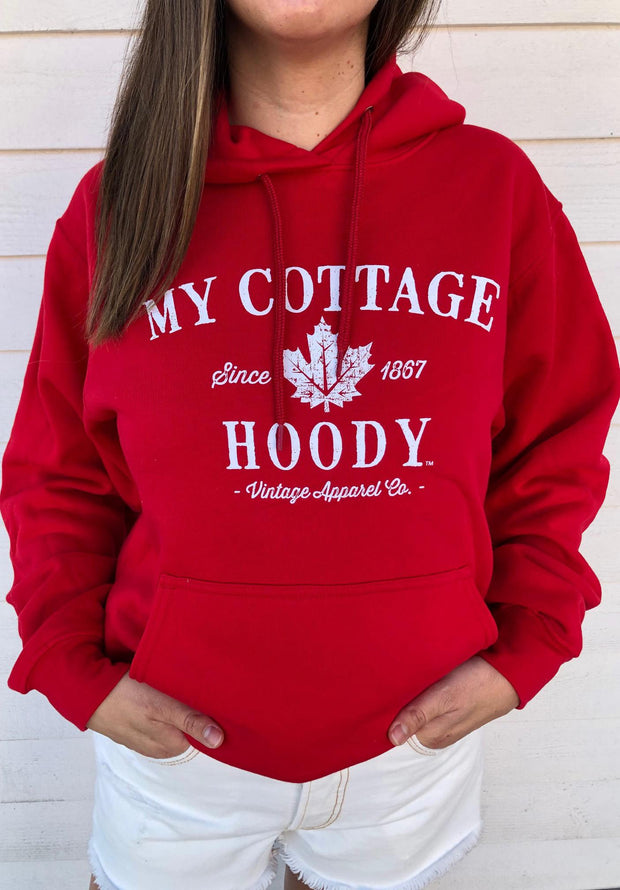 VINTAGE APPAREL - UNISEX MY COTTAGE SWEATER