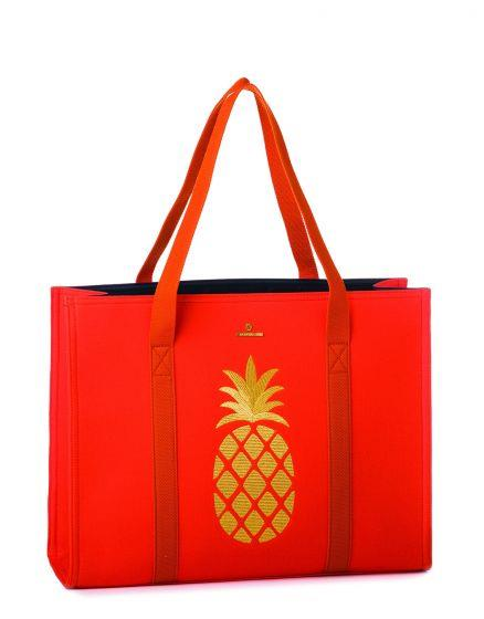 SPARTINA - CARRY ALL TOTE PINEAPPLE
