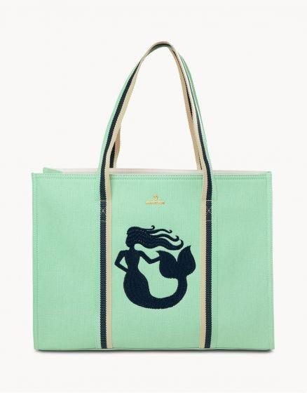 SPARTINA - CARRY ALL TOTE MERMAID
