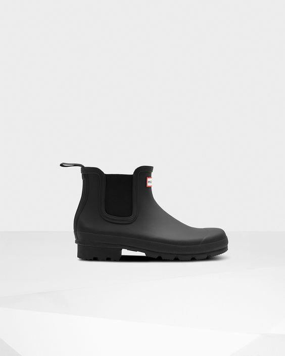 HUNTER- MEN'S ORIGINAL CHELSEA BOOT