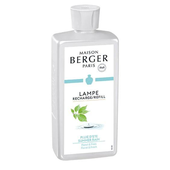 LAMPE BERGER- SUMMER RAIN LAMP FRANGRANCE 500ML