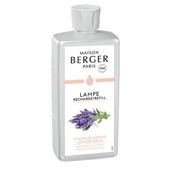 LAMPE BERGER- LAVENDAR FIELDS LAMP FRAGRANCE 500ML