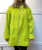 NIKKI JONES- K5080RG RAINCOAT