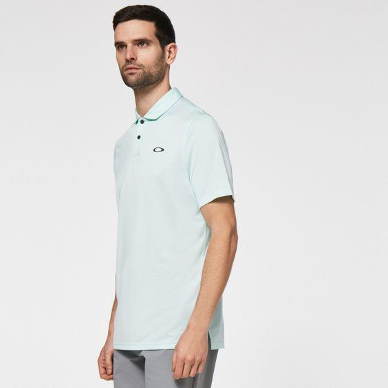 OAKLEY BLENDED STRIPE POLO