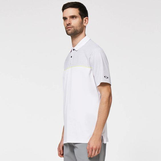 OAKLEY HEXAD BLOCK POLO