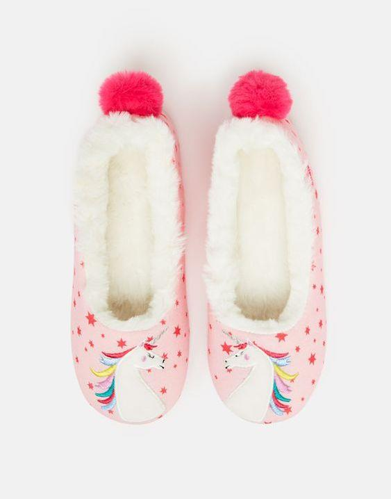 JOULES- DREAMA CHARACTER SLIPPERS