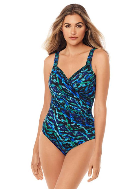 MIRACLESUIT JEWELS OF THE NILE COLORBLOCK SERAPHINA