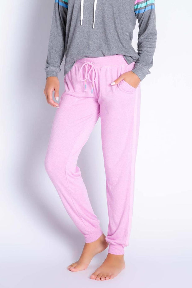 PJ SALVAGE- COLORFUL CLASSICS JAMMIE PANT