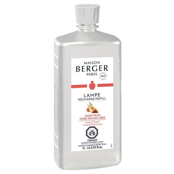 LAMPE BERGER- SWEET PEAR LAMP FRAGRANCE 1LTR