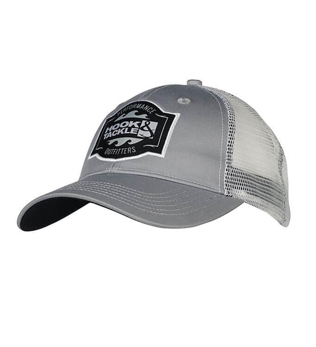 HOOK & TACKLE THE RIPTIDE FISHING TRUCKER HAT