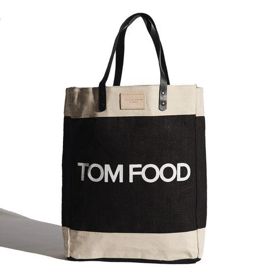 THE COOL HUNTER- TOM FOOD MARKET BAG