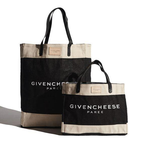 THE COOL HUNTER- Givencheese Paree – Market Bag