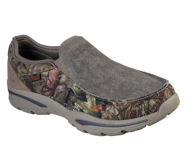 SKECHERS- Men's Relaxed Fit: Creston - Moseco