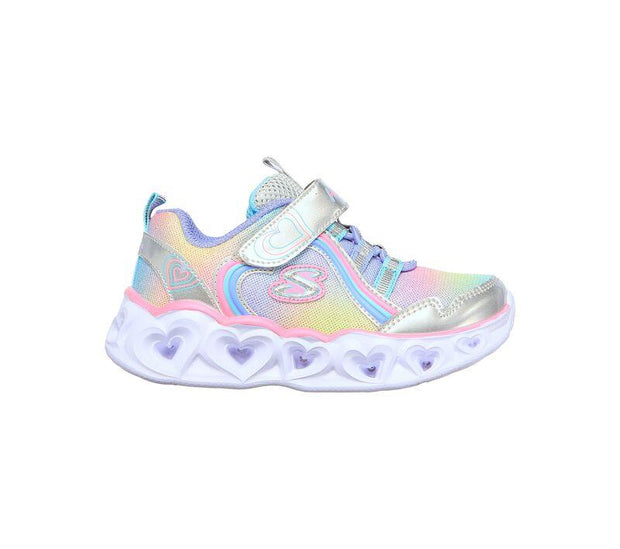 SKECHERS- S Lights: Heart Lights - Rainbow Lux