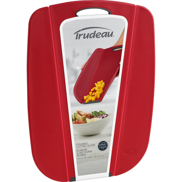 Trudeau foldable cutting board