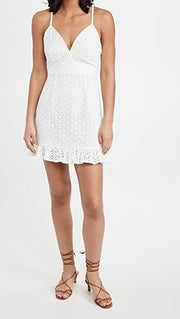 MINK PINK Juliana Anglaise Dress