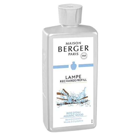 LAMPE BERGER- AQUATIC WOOD LAMP FRAGRANCE 500ML