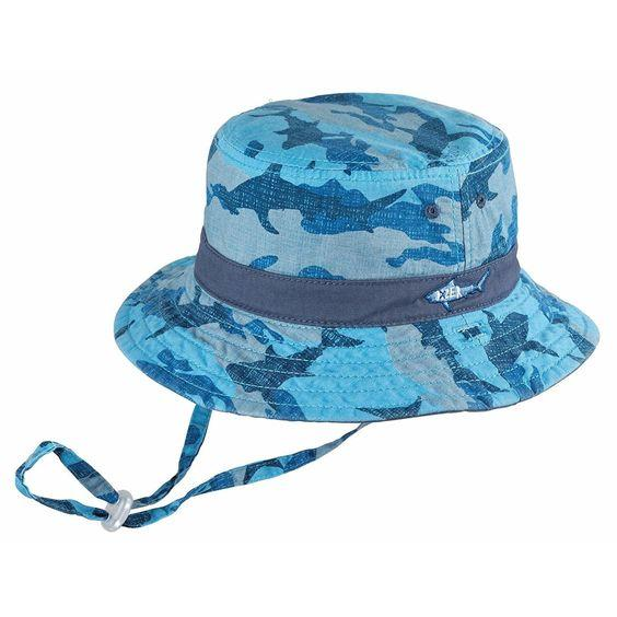DOZER KIDS REEF HAT