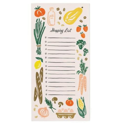 RIFLE PAPER- NOTEPAD MARKET PAD
