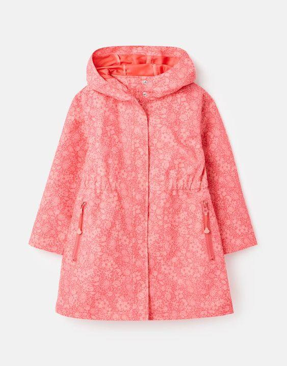 JOULES - WILLOW SUMMER RAINMAC