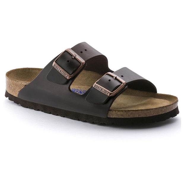 BIRKENSTOCK- ARIZONA SOFT BED AMALFI LEATHER