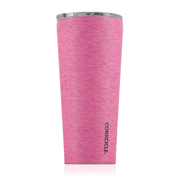 CORKCICLE - 24OZ CLASSIC TUMBLER HEATHERED PINK