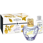 LAMPE BERGER- LOLITA GIFT SET BLUE