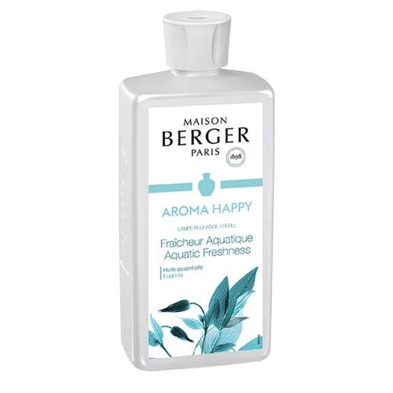 LAMPE BERGER- AQUATIC FRESHNESS LAMP FRAGRANCE 500ML
