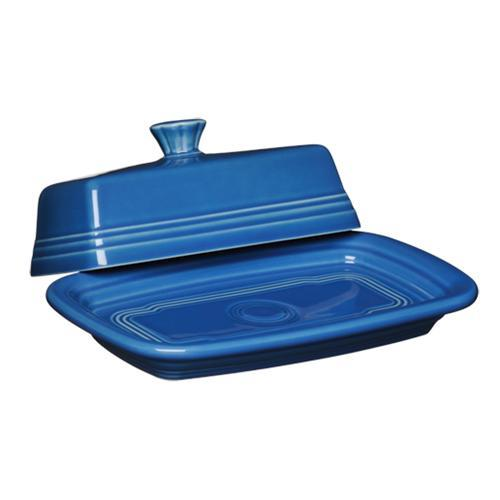 FIESTA - EXTRA LARGE BUTTER DISH LAPIS