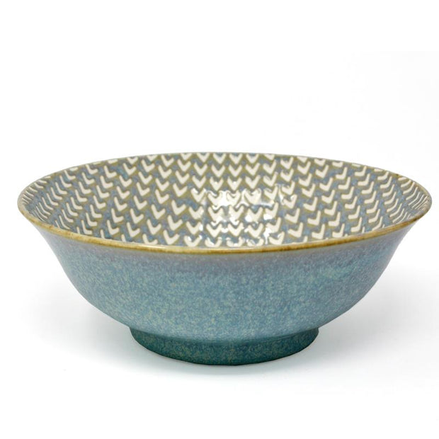 BIA - FOOTED SERVING BOWL