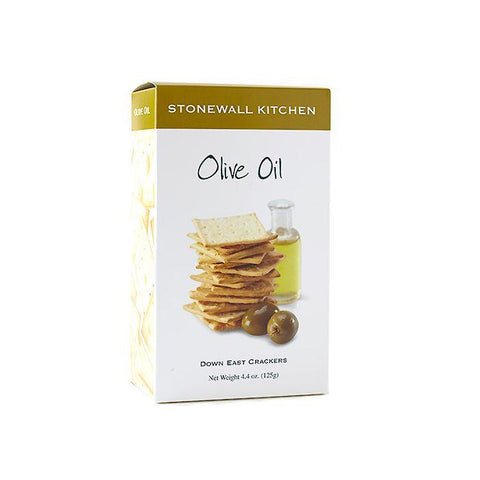 STONEWALL KITCHEN - OLIVE OIL CRACKERS