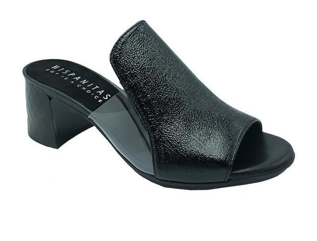 HISPANITAS NEREA MULE BLACK