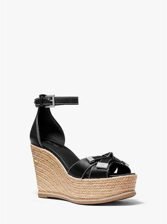 MICHAEL KORS - RIPLEY WEDGE SANDAL