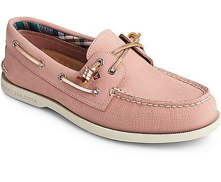 SPERRY- WOMEN`S AUTHENTIC ORIGINAL VIDA PLUSHWAVE BOAT SHOE