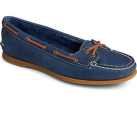 SPERRY- WOMEN'S AUTHENTIC ORIGINAL SKIMMER BOAT SHOE