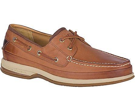 SPERRY- GOLD CUP BOAT SHOE W/ ASV