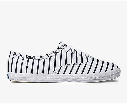 KEDS- WOMEN'S CHAMPION BRETON STRIPE